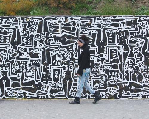 Wall Madrid